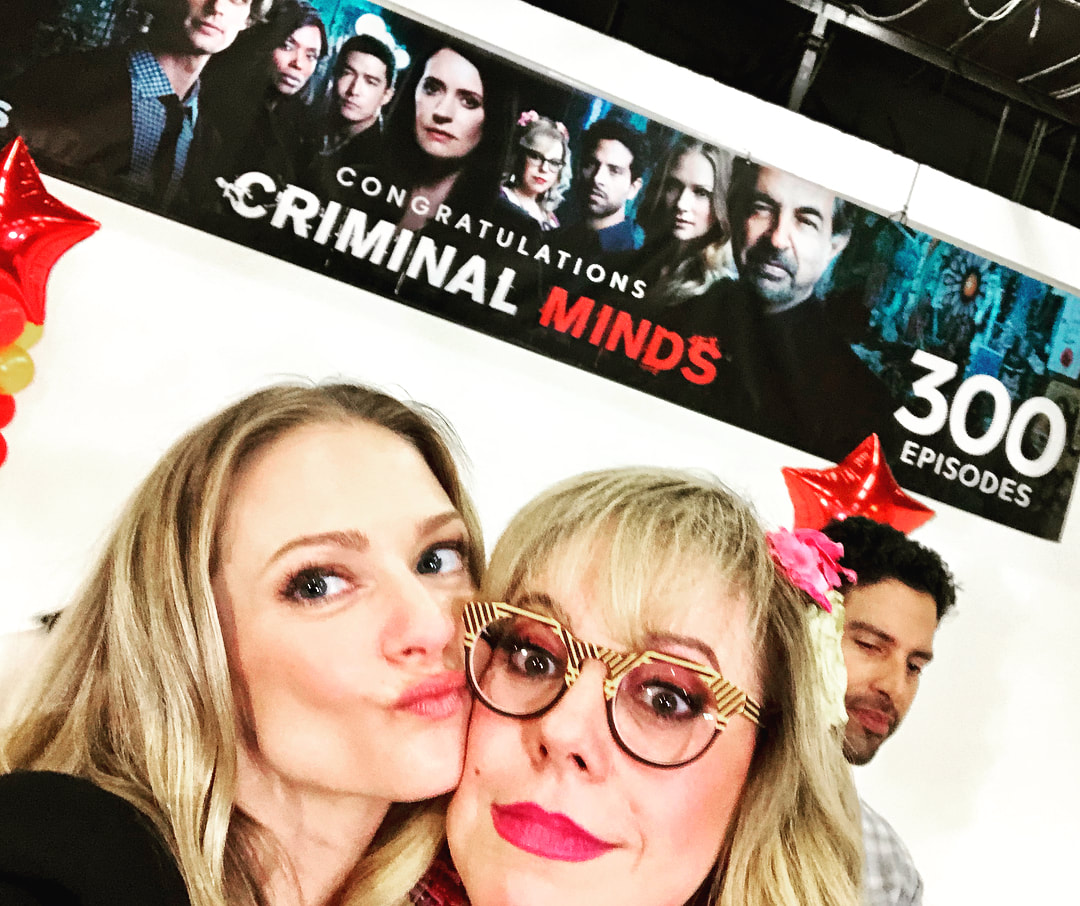 The Cast Of Criminal Minds Celebrate Their 300th Episode